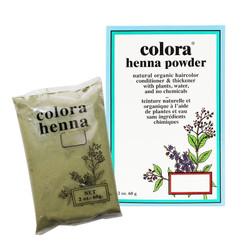 Colora Henna Powder Natural Organic Hair Color