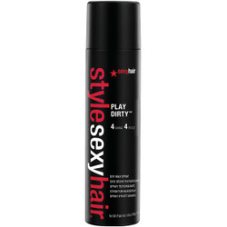 Style Sexy Hair Play Dirty Dry Wax Spray
