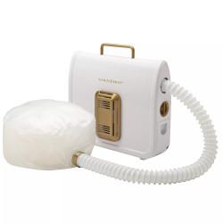 GOLD N HOT Professional Soft Ionic Bonnet Dryer White GH3985