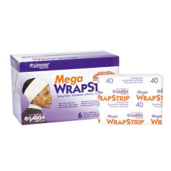 GRAHAM Mega Wrap Styling Strips