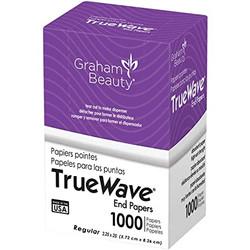 GRAHAM True Wave End Paper 1000 ct.