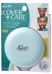 Kiss New York Cover + Care Foundation for Acne