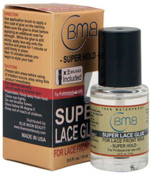 BMB Super Lace Glue Adhesive 0.5 oz Lace Front Glue