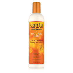 Cantu for Natural Hair Conditioning Creamy Hair Lotion 12 oz