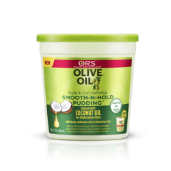 ORS Organic Root Stimulator Smooth-N-Hold Pudding 16.2 oz