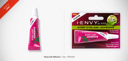 Kiss i ENVY Strip Eyelash Adhesive Glue - Clear, KPEG04A