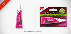 Kiss i ENVY Strip Eyelash Adhesive Glue - Clear, KPEG04A