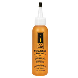 DOO GRO Stimulating Hair Oil 4.5 oz
