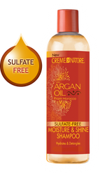 Creme of Nature Argan Oil from Morocco Moisture & Shine Shampoo 12 oz