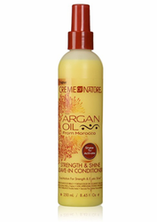 Creme of Nature Argan Oil Strength & Shine Leave -In Conditioner 8.45 oz