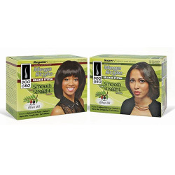 DOO GRO Smooth and Straight No-Lye Relaxer Regular / Super