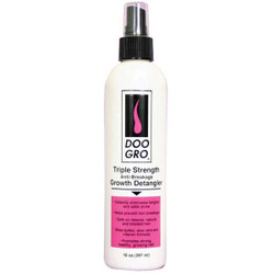 DOO GRO Triple Strength Anti-Breakage Growth Detangler 10 oz
