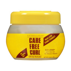 Softsheen Carson Care Free Curl Gel Activator 11.5 oz
