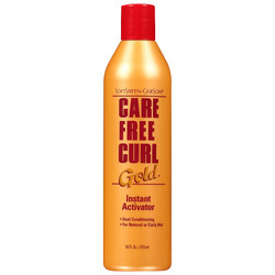 Softsheen Carson Care Free Curl Gold Curl Activator