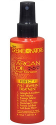 Creme of Nature Argan Oil Perfect 7, 7-in-1 Leave-In-Treatment 4.23 oz