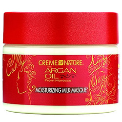 Creme of Nature Argan Oil Moisturizing Milk Masque 11.5 0z