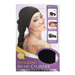M&M HeadGear Qfitt Braid Cylinder Cap #108