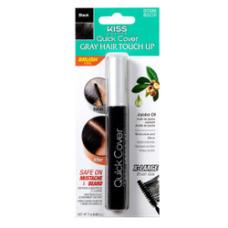 Kiss Quick Cover Gray Hair Touch Up Brush In Color BGC