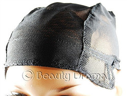 Dream Deluxe Multi-Use Weave Cap Adjustable - Black, DRE157