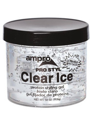 Ampro Pro Styl Clear Ice Ultra Hold Protein Styling Gel