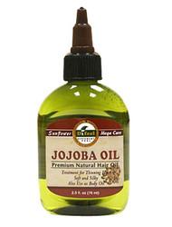 Sunflower Premium Natural Hair Oil Jojoba Oil 2.5 oz