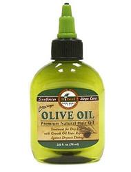 Sunflower Premium Natural Hair Oil Olive Oil 2.5 oz