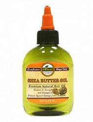 Sunflower Premium Natural Hair Oil Shea Butter Oil 2.5 oz