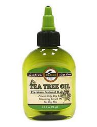 Sunflower Premium Natural Hair Oil Tea Tree Oil 2.5 oz
