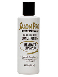 SALON PRO Exclusive Glue Residue Remover Shampoo