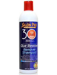 SALON PRO 30 Sec Glue Remover Conditioning Shampoo 12 oz