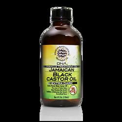 DNA Jamaican Black Castor Oil Extra Dark 4 oz