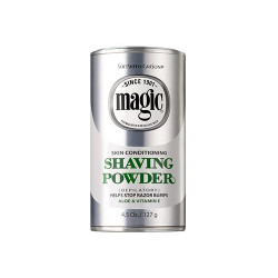 Magic Shaving Powder Skin Conditioning 5 oz