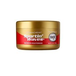 Magic Sportin' Waves Maximum Hold Gel Pomade 3.5 oz