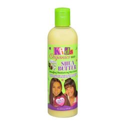 Africa's Best Kids Organics Shea Butter Detangling Moisturizing Hair Lotion 12 oz