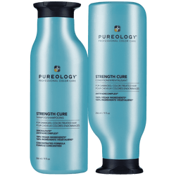 Pureology Strength Cure Shampoo & Conditioner Duo 9.0 oz