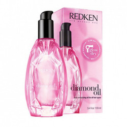 Redken Diamond Oil Glow Dry Style Enhancing Blow Dry Oil