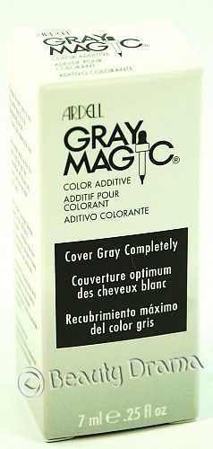 Ardell gray magic color additive reviews | thriftyfun.