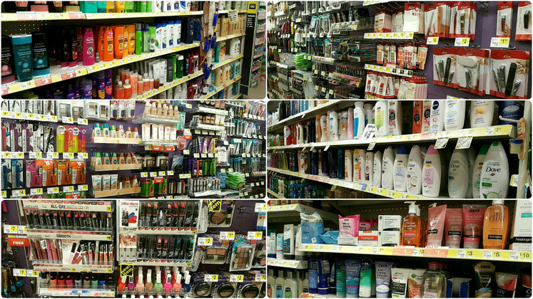 Dollar Store Beauty Product Warnings
