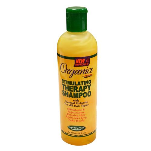 Organics by Africa's Best Stimulating Therapy Shampoo 12 oz