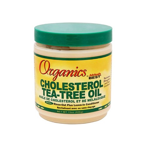 Africa's Best Cholesterol Tea-Tree Oil 15 oz
