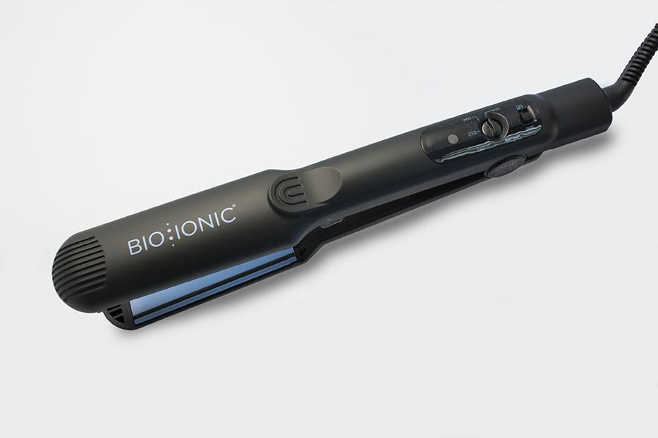 BIO IONIC One Pass Straightening Iron 1.5 inch Flat Iron