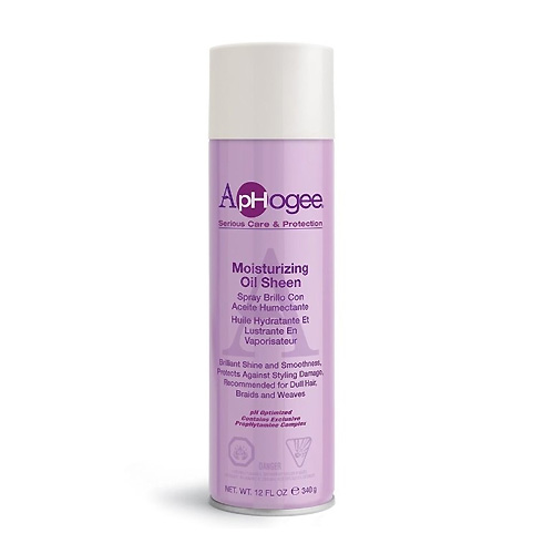Aphogee Moisturizing Oil Sheen 12 oz