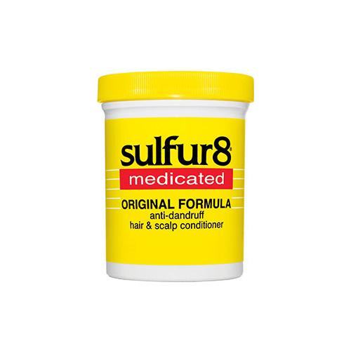 Sulfur 8 Medicated Origianl Formula Anti-Dandruff Hair & Scalp Conditioner