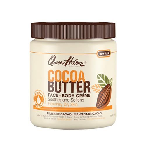 Queen Helene Cocoa Butter Face and Body Cream 15 oz