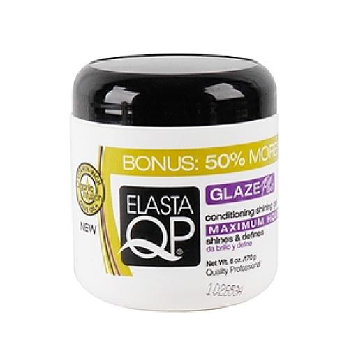 Elasta QP Glaze Plus Conditioning Gel Maximum Hold 6 oz