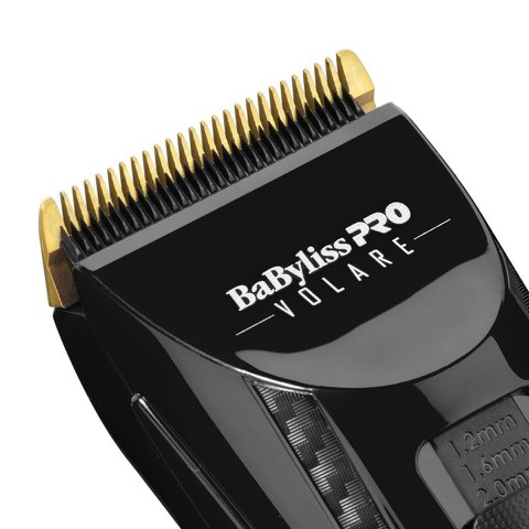 BaByliss PRO X2 Volare BLACK FX811 Adjustable Clipper Ferrari Designed