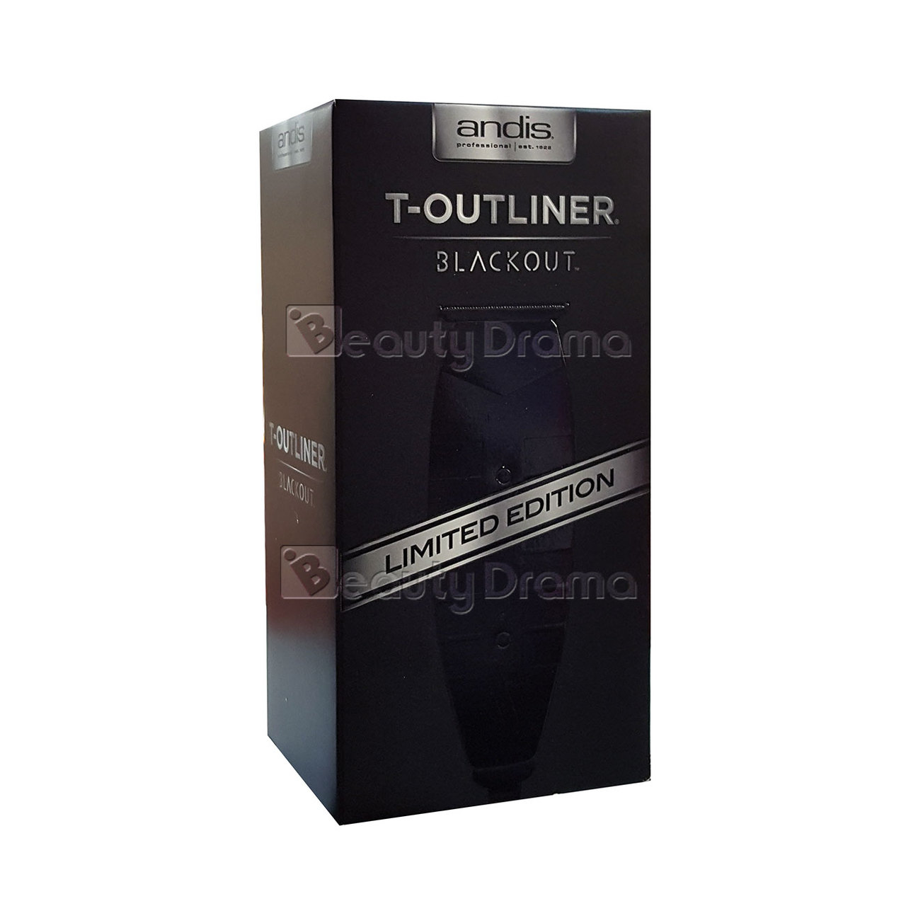 Andis T-Outliner Blackout Limited Edition GTO Trimmer #05110