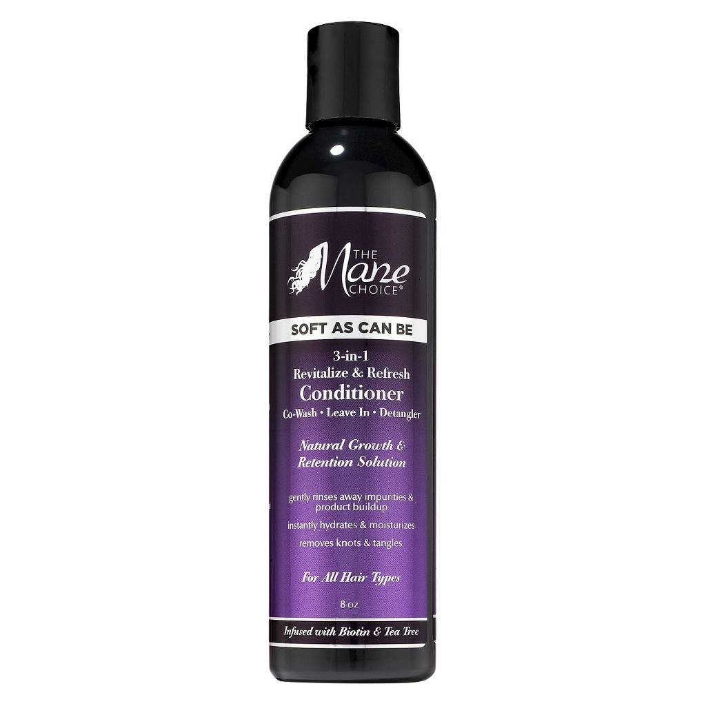 The Mane Choice Soft As Can Be 3 in 1 Co-Wash Conditioner 8 oz