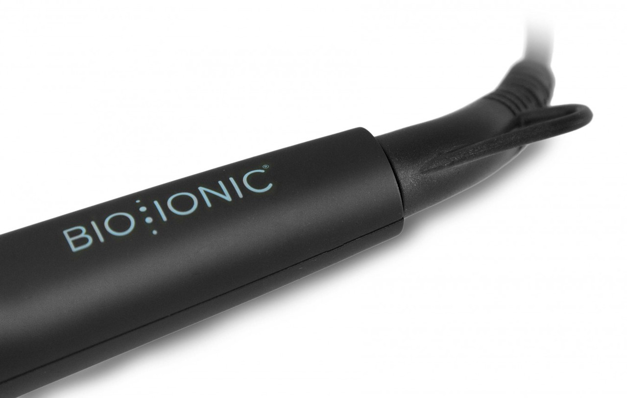 BIO IONIC Curl Expert Pro Curling Iron 1 inch, Dual Voltage