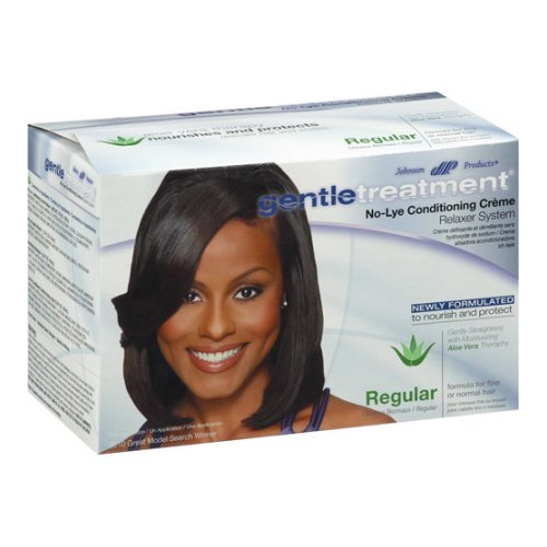 a9491ce58 Zoom the image with the mouse. Gentle Treatment No-Lye Conditioning Relaxer  kit